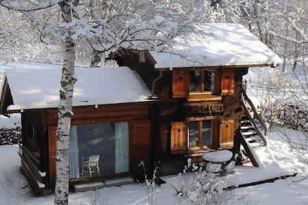 Mazot les Tines - Chamonix-Mont-Blanc