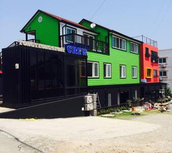 crew guesthouse TongYeong