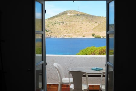 Poseidon House on Mérika Bay - Patmos - Bed & Breakfast