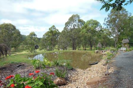 Aussie Castle in the country - Kooralbyn - Slott