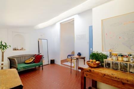 appartement charme auprès de la mer - 卡西斯