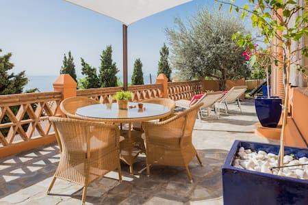 365 dias de sol con vistas al mar Mediterraneo - Almuñécar - Apartamento