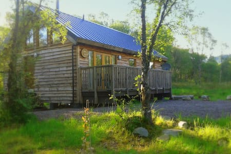 Blaeberry Log Cabin - Argyll and Bute - Cabin