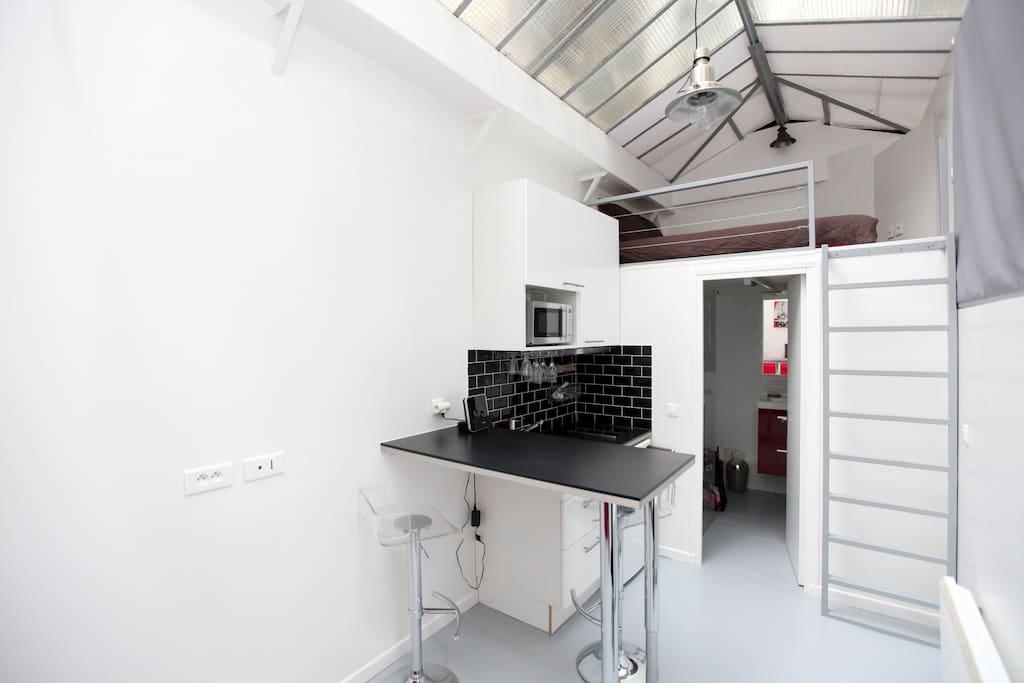 Petit atelier Marais (no deposit)