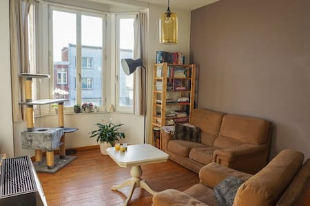 Private room close to trainstation - Antwerpen