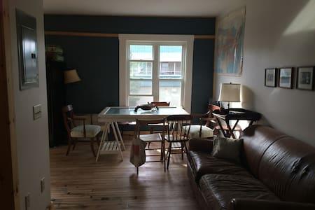 Cozy Apartment w/ Spacious Kitchen - Apartment
