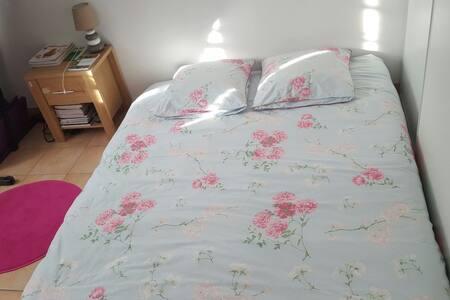 Chambre lit 160 +lit enfant - rochefort