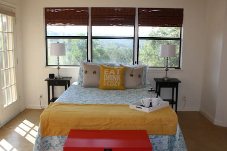 Suite on Barton Creek Greenbelt