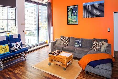 Auckland best loft! Check me now - Auckland Central City - Wohnung