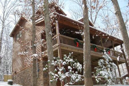 Breath of Fresh Air Mtn Cabin