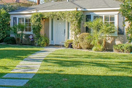 Charming Guest house in Toluca Lake