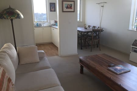 Central and sunny one bedroom apart