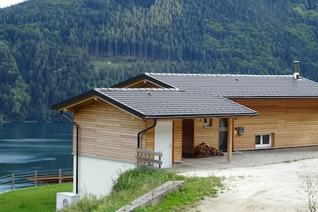 Luxury home overlooks Lake Millstat - Döbriach - Maison