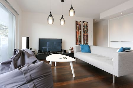 Private room near the lake - La Tour-de-Peilz - Appartement