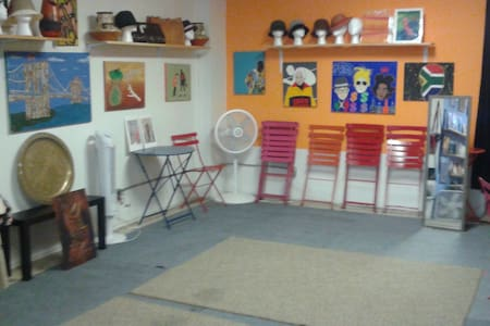 Event Space in Local Store for Rent