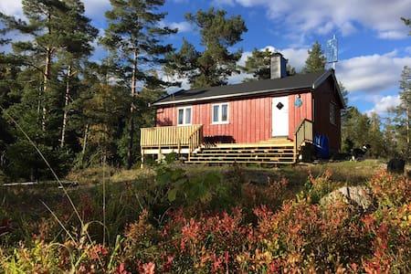 """3.Drammen Scouts """"Risdalsbu"""" - Drammen - Cabin"""