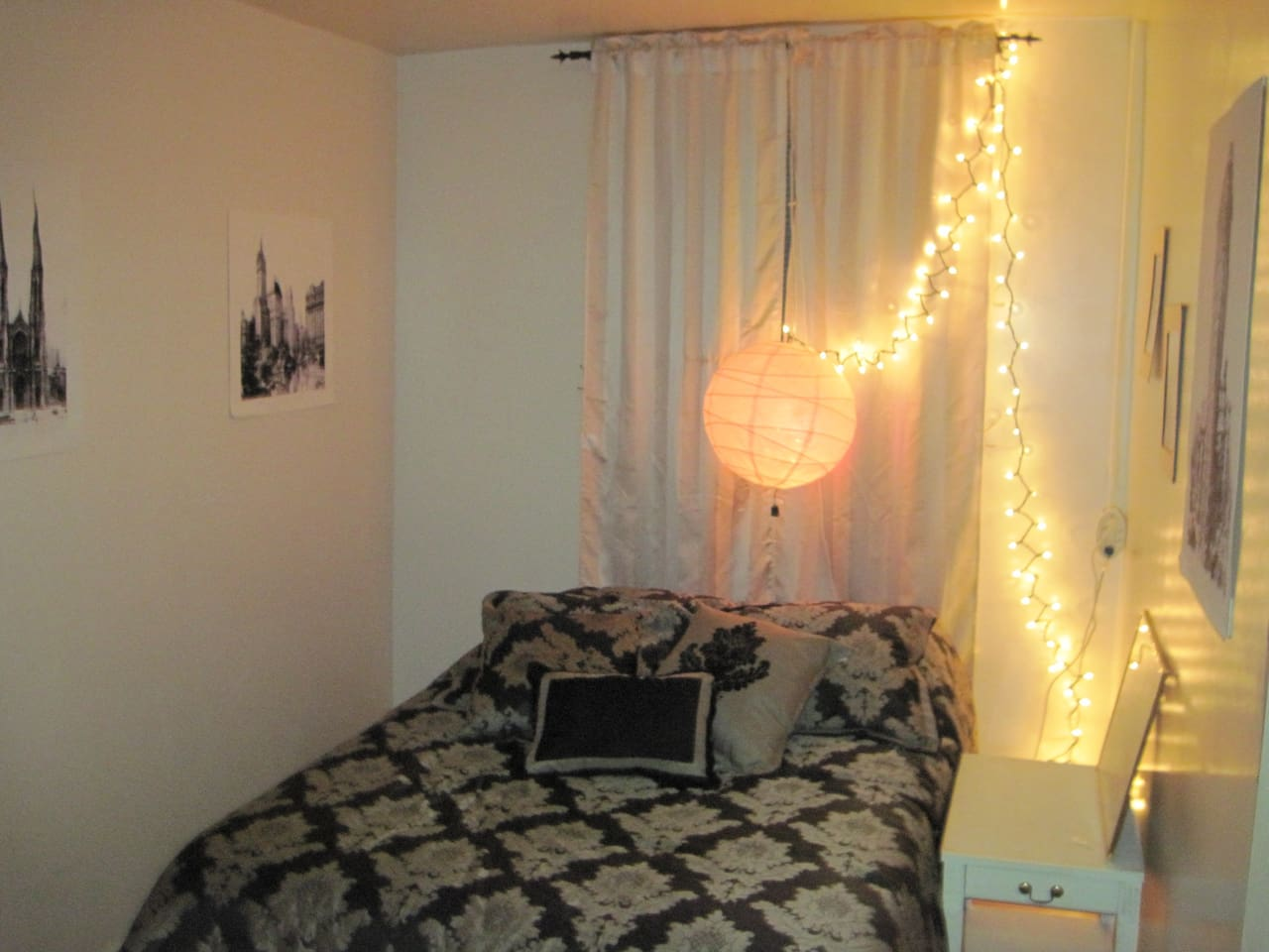 Lower East Side apartment!
