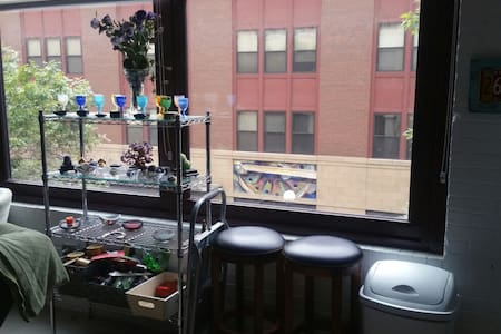 Lowertown  full function apartment