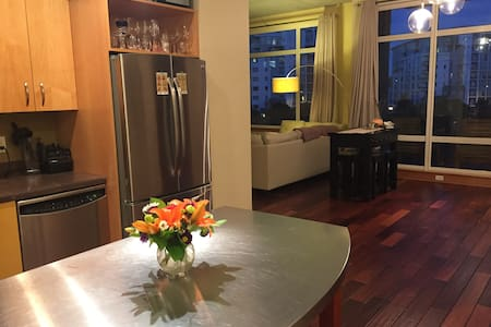 Extended stay in Pearl Condo