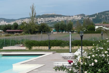 Il Fienile di Assisi Country-chic 2 - Assisi - Bed & Breakfast