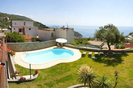 Venere  House Sea View with Pool - Nerano - Apartment