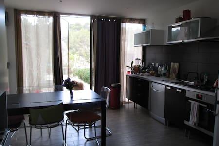 Chambre chez l'habitant - Ceyreste - Apartment