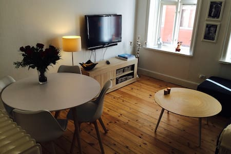 Lovely apartment @ Frederiksberg - Frederiksberg