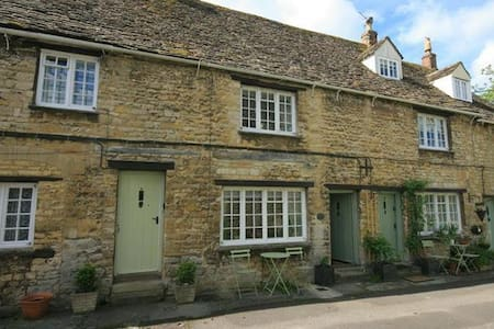 Georges Yard, Burford. - Huis