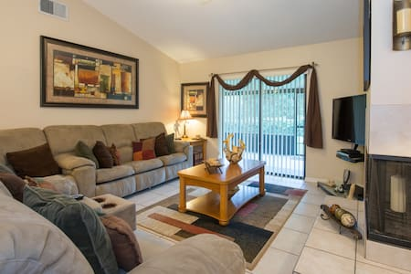 Disney private room great location - Windermere - House