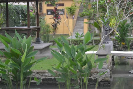 The home away home in Ubud Bali