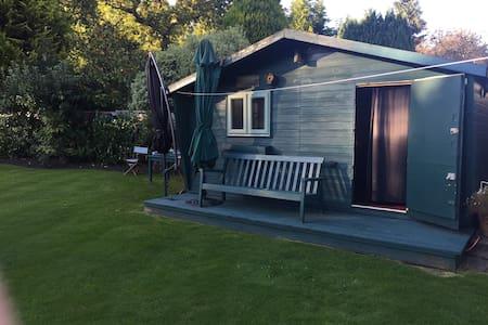 Garden Summer House - Double Room - Cabin