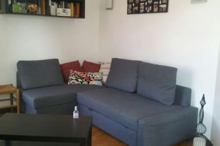 Appartement gare, calme et agréable - Argentan - Apartment