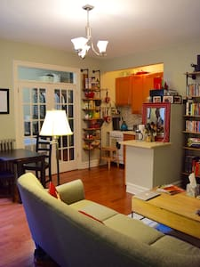 Charming Morningside Heights 1 Bed