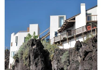 The Willcox house in La Palma - Hus