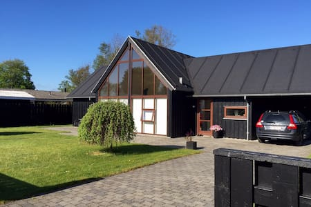 Luxury holiday home at Grenaa beach - Cottage