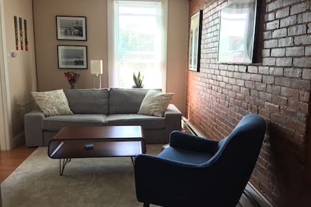 Spacious Apt in Wooster Square - New Haven