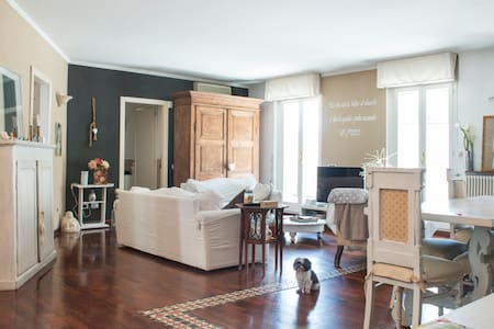 Penthouse tastefully decorated - Como - Apartment
