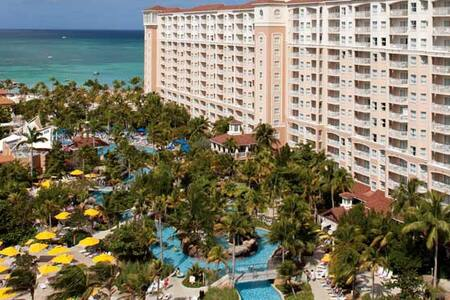Marriott surf club time share 1 wk - Aruba - Island