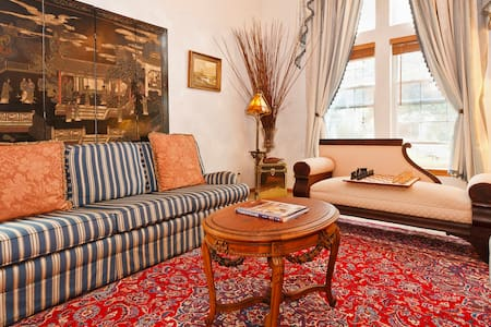 Charming Room In Geneva - Huis