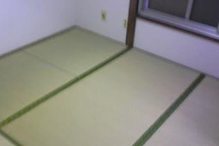 トイレ、バスルーム別の2DKルーム - Kisarazu