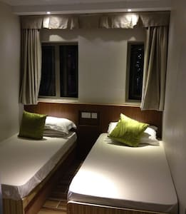 D2-Standard Twin Bed Room - 旺角 - Apartment
