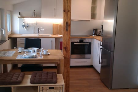 wonderfull 2-room-apartment - Huoneisto