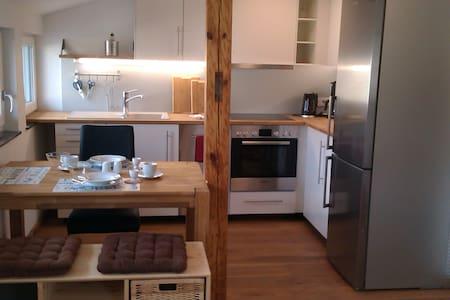 wonderfull 2-room-apartment - Pis