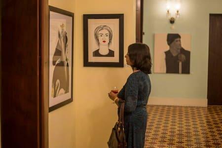 Heritage luxe Suite in Casa Menezes - Goa Velha - Bed & Breakfast
