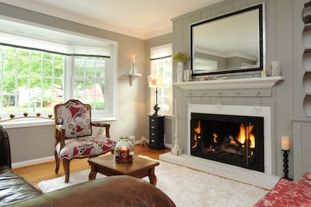 Private Room In Charming Home - Royal Oak - House