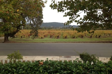 Private Vineyard View Suite w/Bikes
