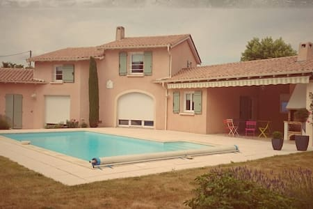 House in the heart of Beaujolais - Rumah