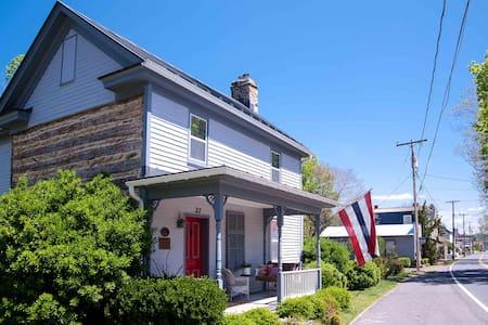 27 Main - Historic log cabin - Casa