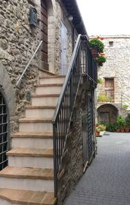 Borgo antico umbro tra gli ulivi - Leilighet