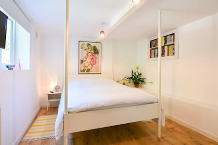 Woodland suite by the sea + garden - Hastings - Hus